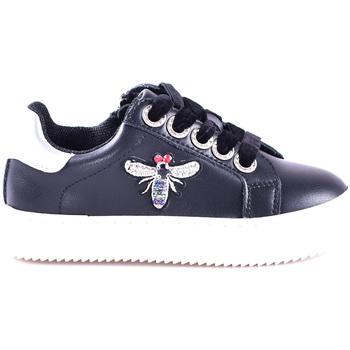 kengät Tytöt Matalavartiset tennarit Joli JS0027L0002J Musta