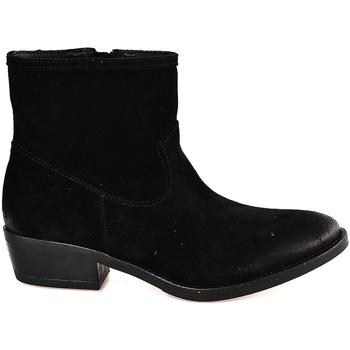 kengät Naiset Nilkkurit Mally 5340 Musta