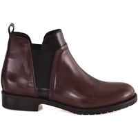 kengät Naiset Nilkkurit Mally 5948 Punainen