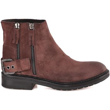 kengät Naiset Nilkkurit Mally 6324 Ruskea
