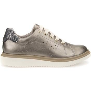 kengät Pojat Derby-kengät Geox J744FA 000NF Keltainen