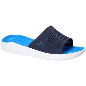 kengät Miehet Rantasandaalit Crocs 205183 Sininen