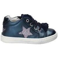 kengät Lapset Matalavartiset tennarit Melania ME1239B8I.A Sininen