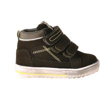 kengät Lapset Korkeavartiset tennarit Grunland PP0353 Vihreä