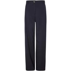 vaatteet Naiset Väljät housut / Haaremihousut Pepe jeans PL211350 Sininen