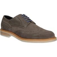 kengät Miehet Derby-kengät Rogers 8950A Harmaa