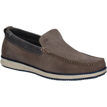 kengät Miehet Mokkasiinit Braking 5966 Harmaa