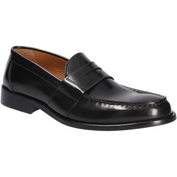 kengät Miehet Mokkasiinit Marco Ferretti 160496 Musta