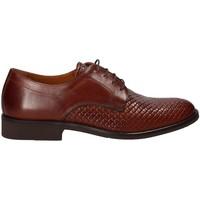 kengät Miehet Derby-kengät Stonefly 110766 Ruskea