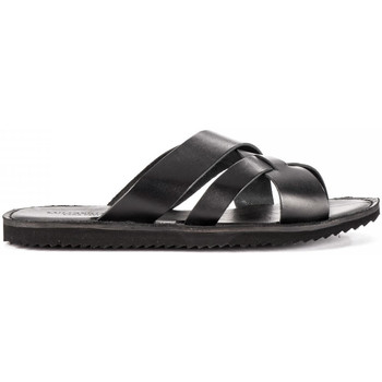 kengät Miehet Sandaalit Lumberjack SM45306 001 B01 Musta