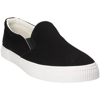 kengät Miehet Tennarit Gas GAM810165 Musta