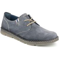 kengät Miehet Derby-kengät Grunland SC4527 Sininen