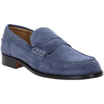 kengät Miehet Mokkasiinit Rogers 652 Sininen