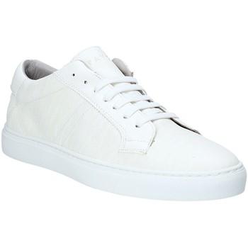 kengät Miehet Matalavartiset tennarit Rogers DV 08 Valkoinen