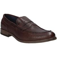 kengät Miehet Mokkasiinit Rogers CP 06 Ruskea
