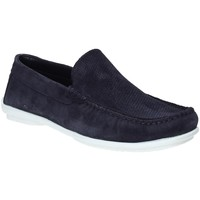 kengät Miehet Mokkasiinit Impronte IM91080A Sininen