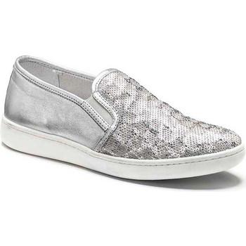 kengät Naiset Tennarit Keys 5051 Hopea