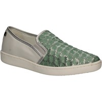 kengät Naiset Tennarit Keys 5051 Vihreä