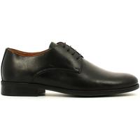 kengät Miehet Derby-kengät Rogers 1042B Musta