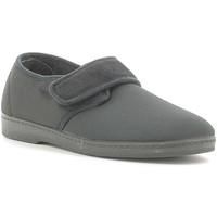 kengät Miehet Tossut Susimoda 5605 Musta
