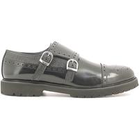 kengät Miehet Derby-kengät Rogers 353-16 Musta
