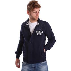 vaatteet Miehet Pusakka Key Up FGS7 0001 Sininen