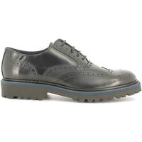 kengät Miehet Derby-kengät Soldini 19933-1 Musta
