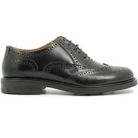 kengät Miehet Derby-kengät Rogers 9511A Musta