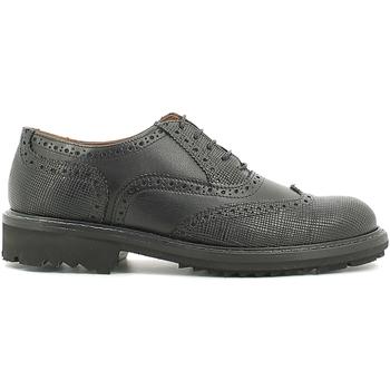 kengät Miehet Derby-kengät Rogers 2042B Musta