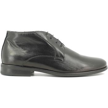 kengät Miehet Bootsit Rogers 200OB Musta