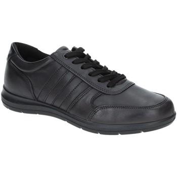 kengät Miehet Derby-kengät Enval 2234811 Musta