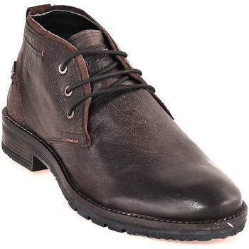 kengät Miehet Bootsit Wrangler WM182044 Ruskea