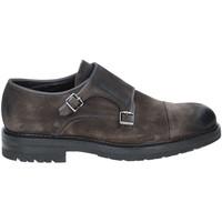 kengät Miehet Derby-kengät Exton 691 Ruskea