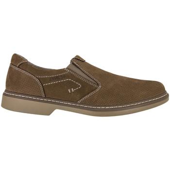 kengät Miehet Mokkasiinit Enval 7884 Ruskea