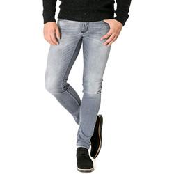 vaatteet Miehet Skinny-farkut Antony Morato MMDT00125 FA750153 Harmaa
