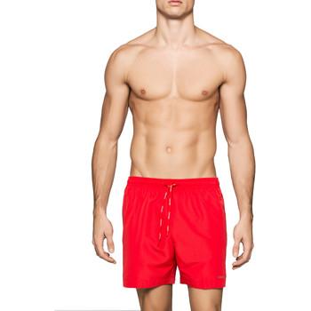 vaatteet Miehet Uima-asut / Uimashortsit Calvin Klein Jeans KM0KM00041 Punainen