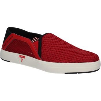 kengät Miehet Tennarit Guess FMYAL2 FAB12 Punainen