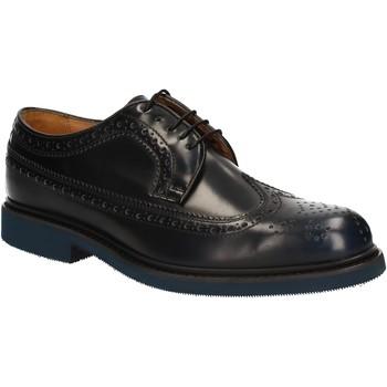 kengät Miehet Derby-kengät Soldini 20098 D V02 Sininen