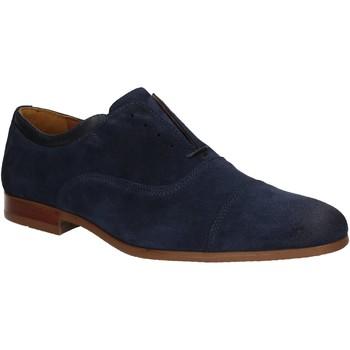 kengät Miehet Derby-kengät Marco Ferretti 140657 Sininen