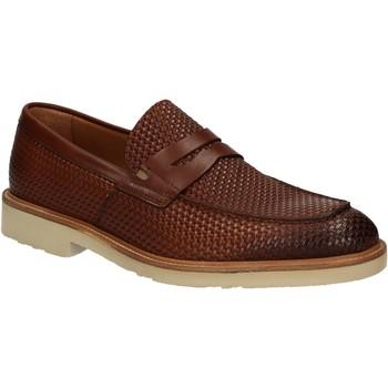 kengät Miehet Mokkasiinit Maritan G 160771 Ruskea