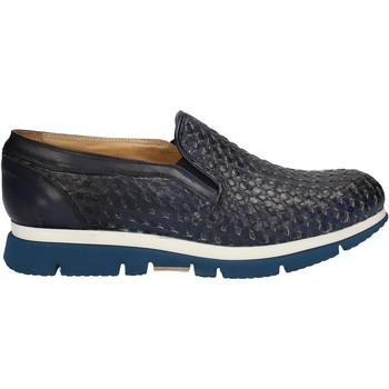 kengät Miehet Mokkasiinit Rogers RUN14 Sininen