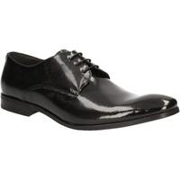 kengät Miehet Derby-kengät Rogers 9235A Musta