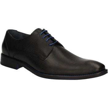 kengät Miehet Derby-kengät Rogers 1608B Musta