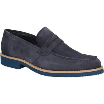 kengät Miehet Mokkasiinit Rogers 1008B Sininen