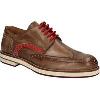 kengät Miehet Derby-kengät Exton 609 Ruskea