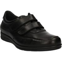 kengät Miehet Derby-kengät Baerchi 3805 Musta