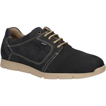 kengät Miehet Matalavartiset tennarit Baerchi 5080 Sininen