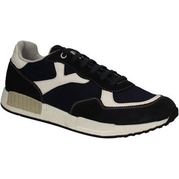 kengät Miehet Matalavartiset tennarit Keys 3063 Sininen