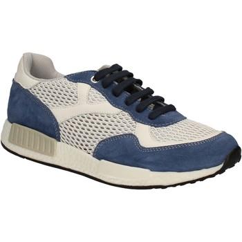 kengät Miehet Matalavartiset tennarit Keys 3065 Sininen