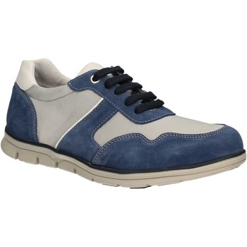 kengät Miehet Matalavartiset tennarit Keys 3071 Sininen